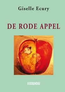 De rode appel cover-Giselle-Ecury