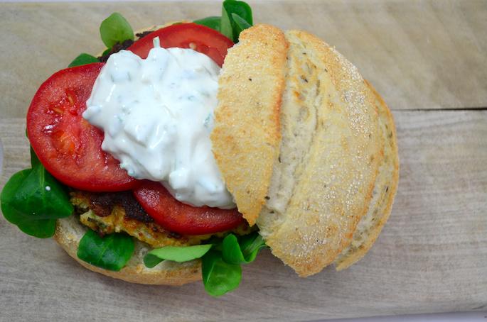Bloemkoolburger 1