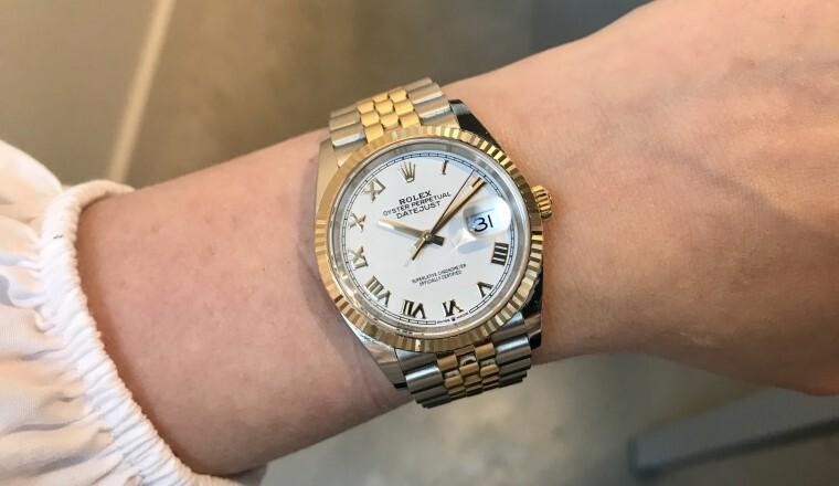 Rolex-gestolen