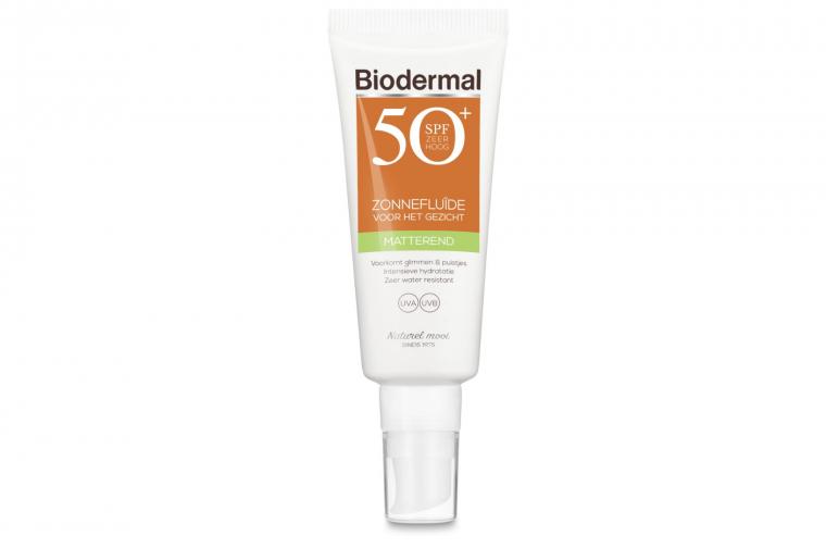 Biodermal Zonnebrand -SPF 50