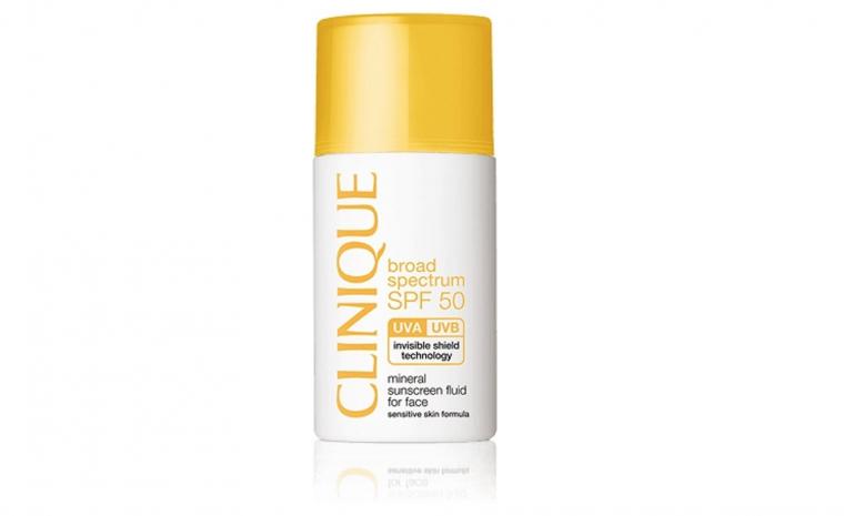 Clinique Mineral Sunscreen - SPF 50
