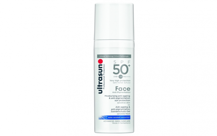 Ultrasun Face Anti-Pigmentatie - SPF 50+