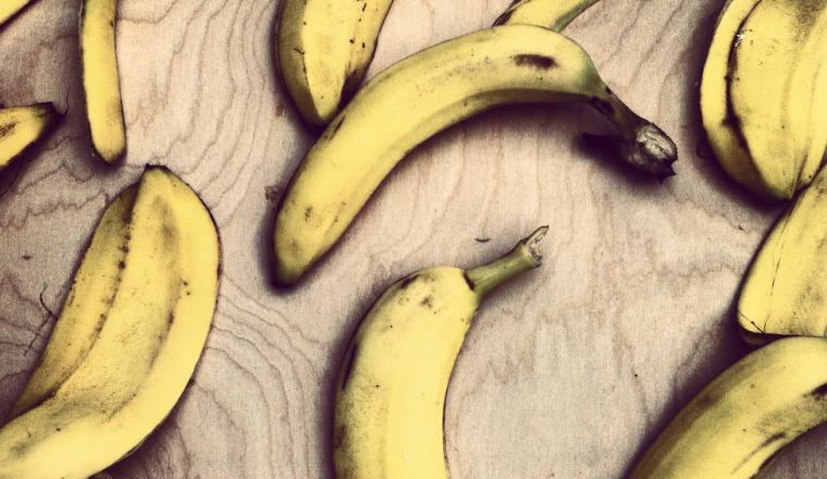rijpen bananen