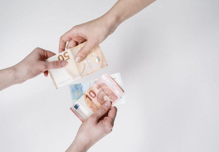 te laat met het betalen van rekeningen