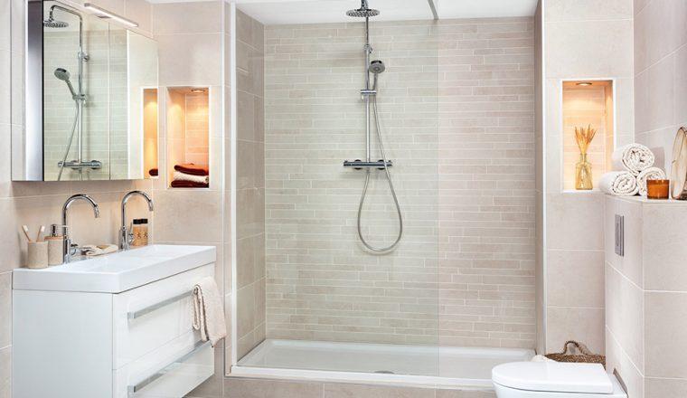 Wat kost een nieuwe badkamer prijs