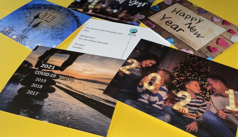 persoonlijke postkaart
