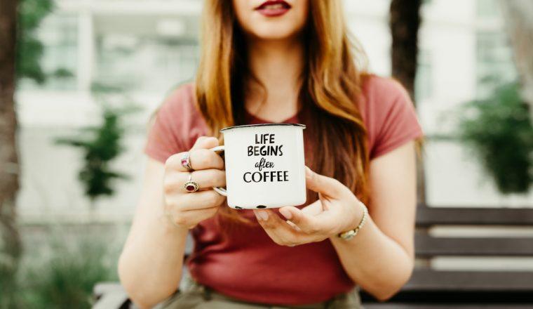 beste tijdstip om koffie te drinken?