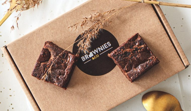 Win een heerlijke Perfect Brownie Post Box!